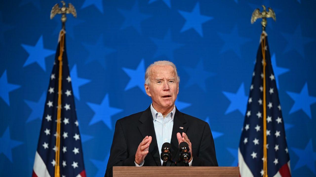 Toujours devant dans quatre Etats, Joe Biden n'a plus besoin que de 17 délégués pour accéder à la Maison Blanche.