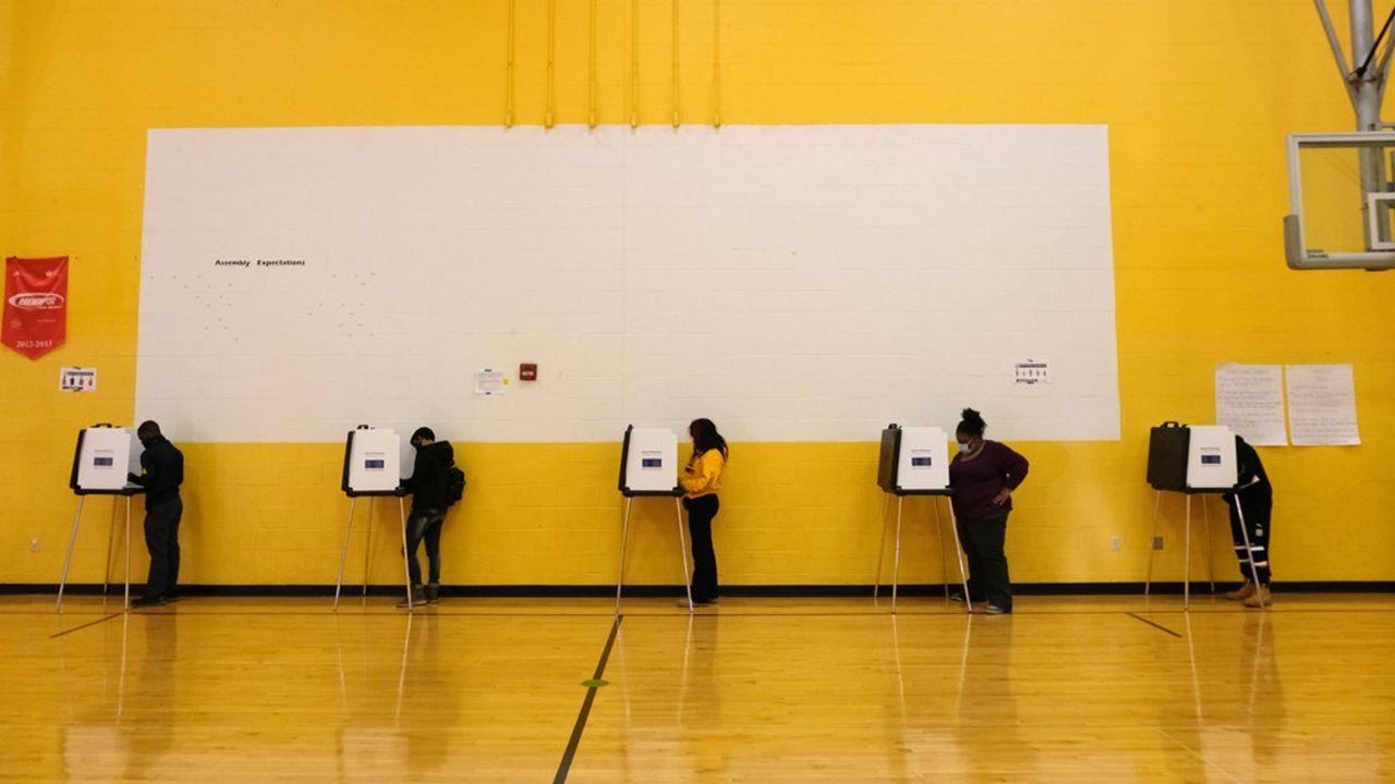 Le taux de participation pour cette élection présidentielle est le plus élevé depuis plus d'un siècle.