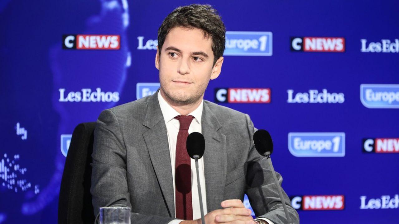 «Il n'est pas question d'avoir un confinement imposé pour les personnes âgées», a indiqué le porte-parole du gouvernement Gabriel Attal au micro du Grand Rendez-vous Europe1 - «Les Echos» - CNews.