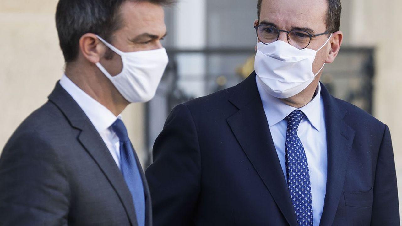 Le Premier ministre Jean Castex a de nouveau appelé ce week-end les Français à respecter le confinement strictement, avant une semaine décisive pour les hôpitaux.