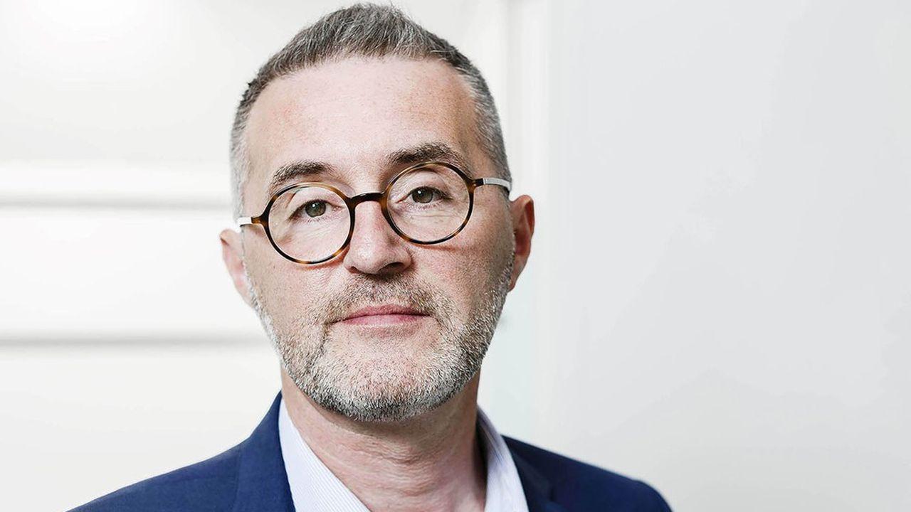 Sébastien Allix, directeur scientifique de Lab'Science.