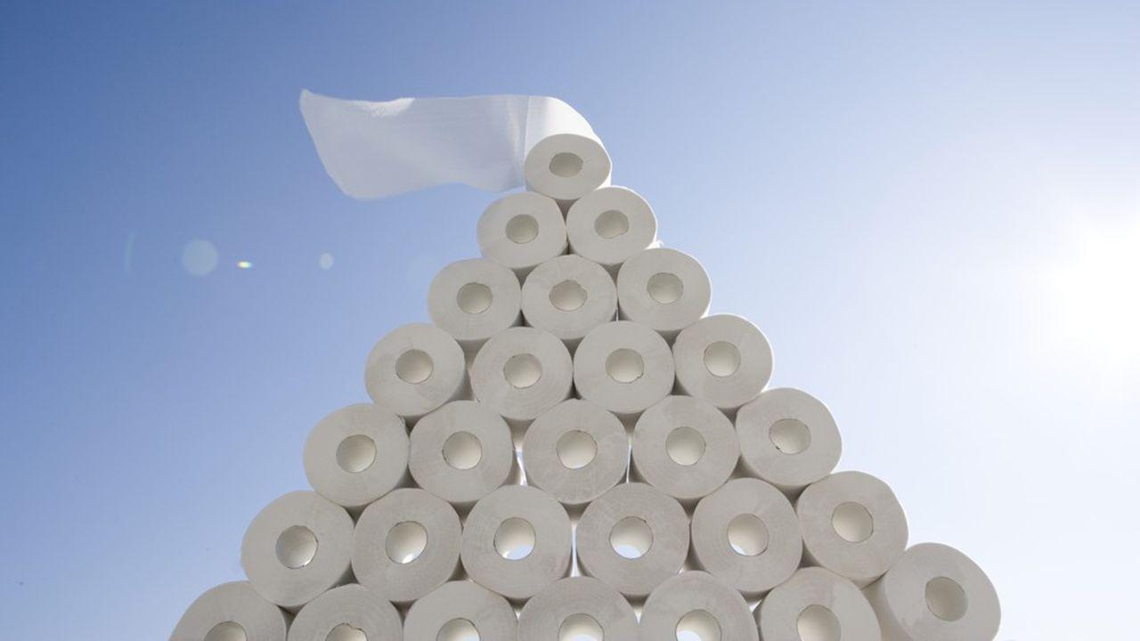 La forte demande en produits d'hygiène a poussé le groupe à internaliser son approvisionnement en ouate.