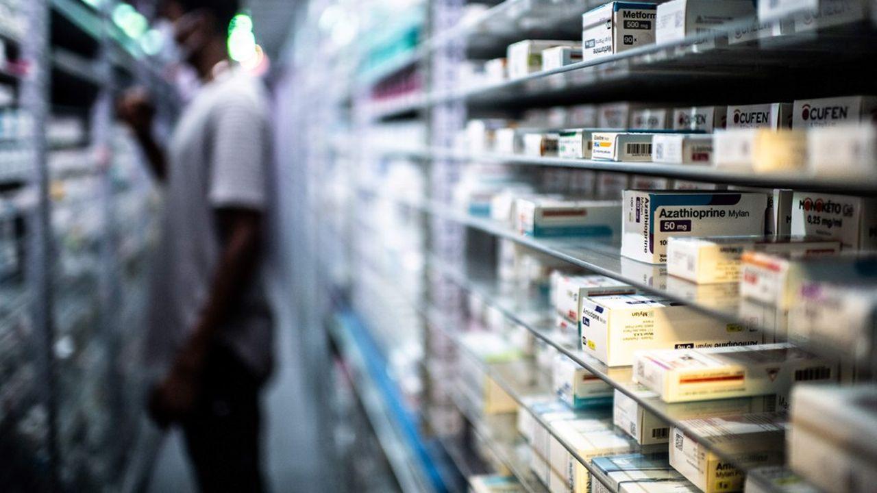 Les médicaments indisponibles sont prioritairement des produits anciens et peu coûteux.