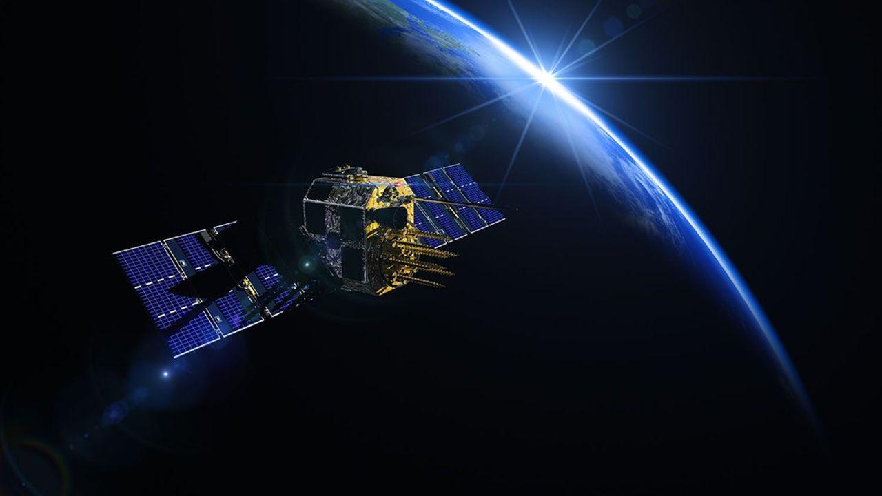 Le nombre de satellites envoyés dans l'espace a plus que doublé en 2020.