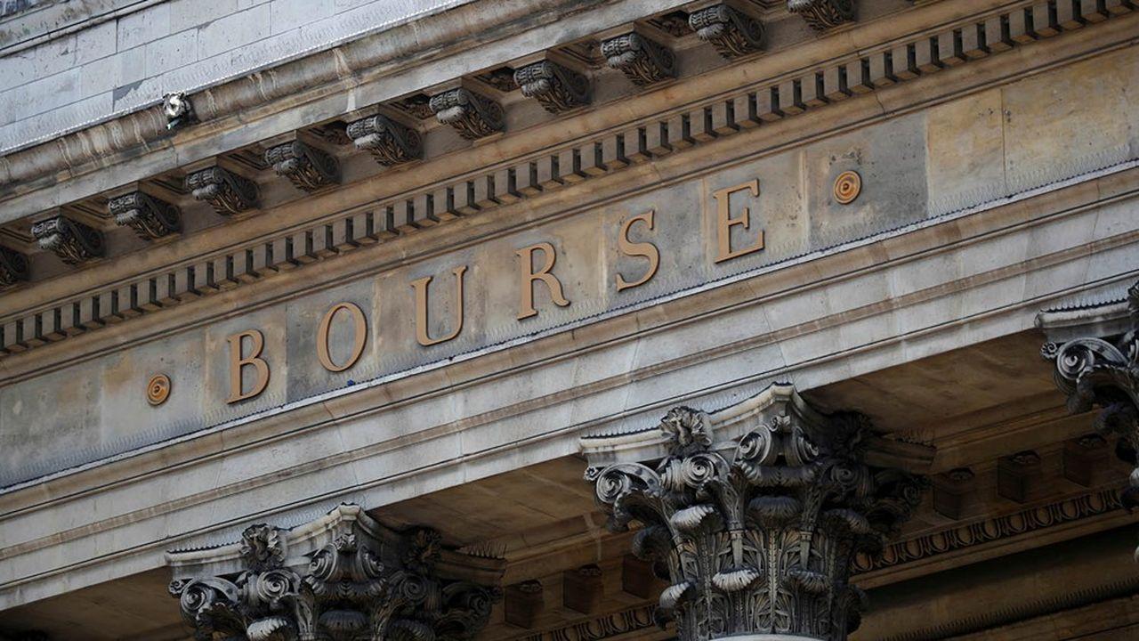 Le Palais Brogniard à Paris