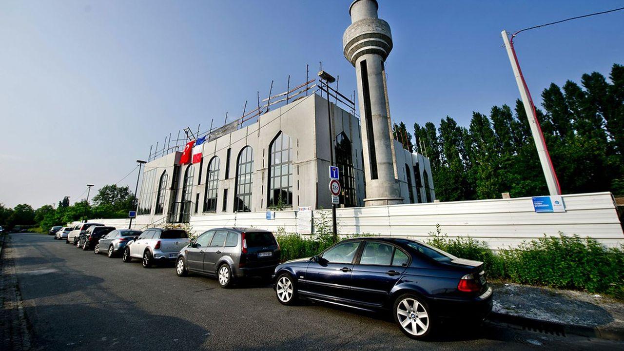 L'une des trois mosquées de Roubaix est une des plus importantes de la diaspora turque en France.