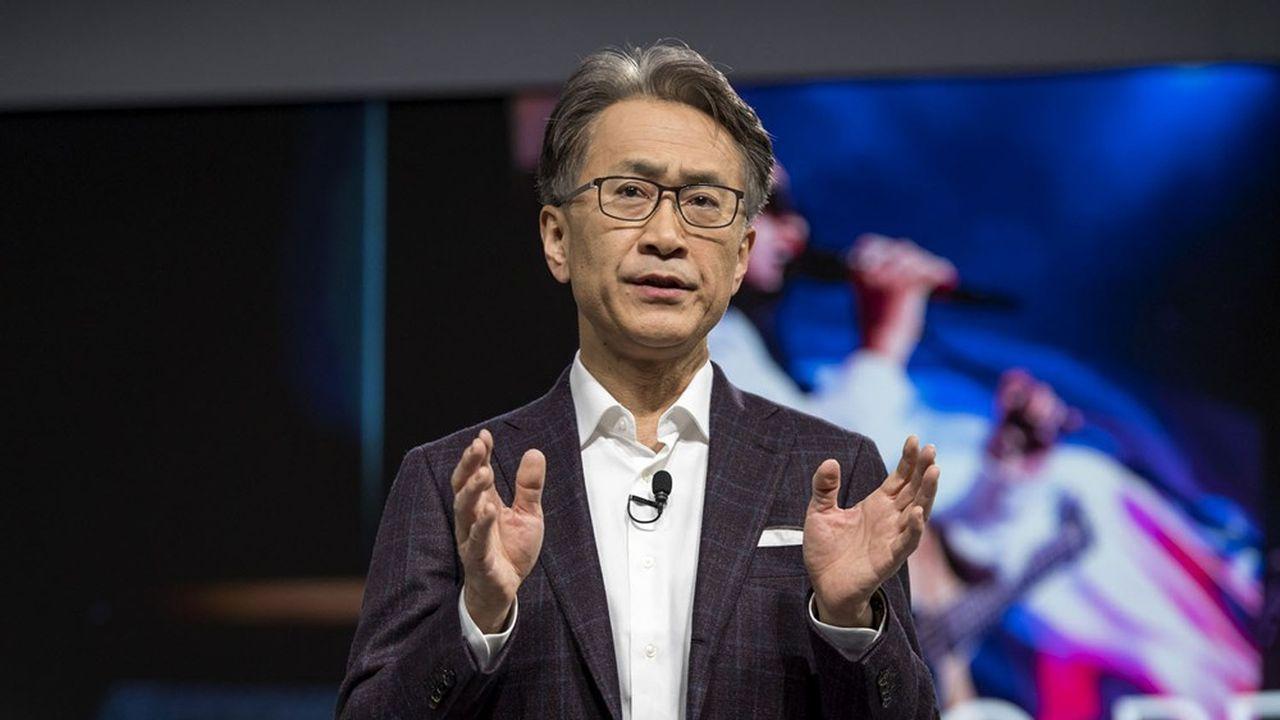 En cumulé, les ventes de smartphones, de télévision et d'audio pèsent moins que le jeu vidéo pour Sony, aujourd'hui dirigé par Kenichiro Yoshida.