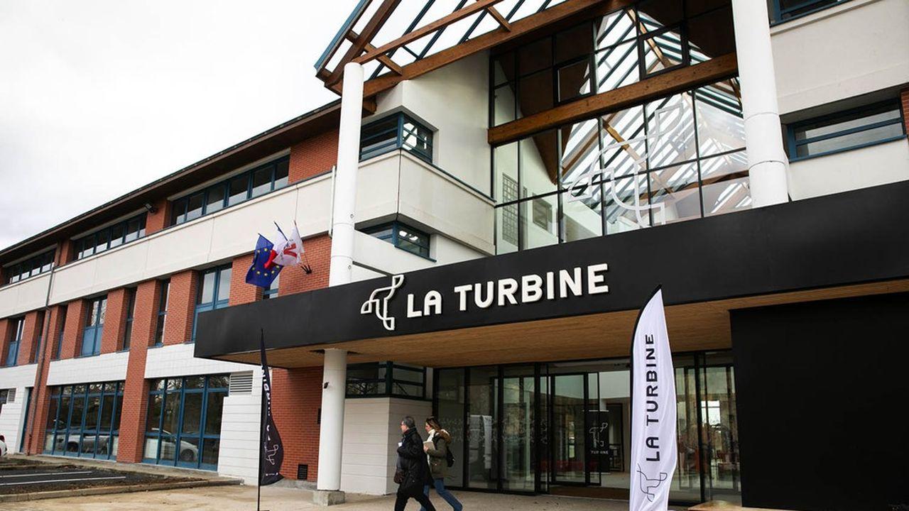 Moins d'un an après son inauguration et en dépit du contexte, La Turbine, à Cergy (95) affiche un taux de remplissage de 66%.