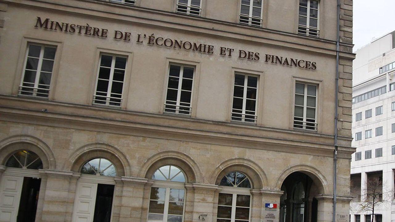 Bercy a revu à la baisse à 35,8milliards d'euros le montant de la charge de la dette pour 2020.