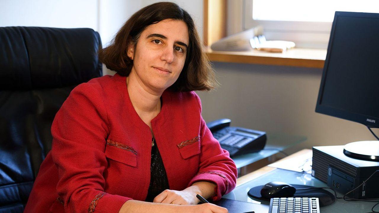 Nadia Bouyer est la nouvelle directrice générale d'Action Logement.