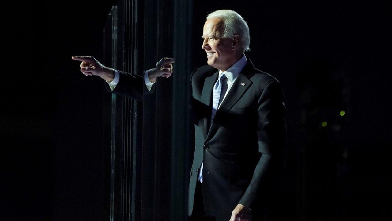 Joe Biden a plus de deux mois devant lui pour préparer son arrivée à la Maison Blanche.