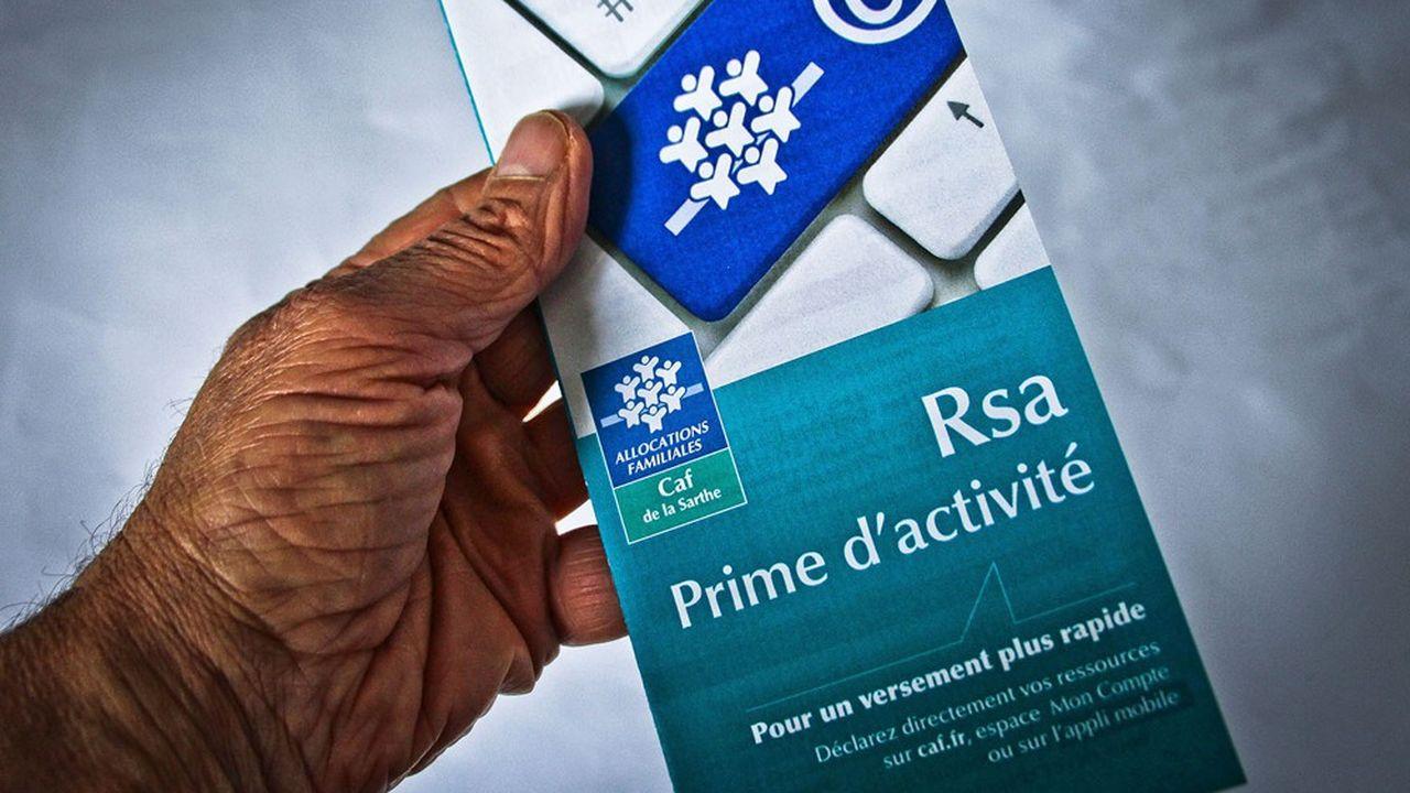 Alors que les départements assurent le financement du RSA, l'Etat les compense à hauteur de 60% en moyenne.