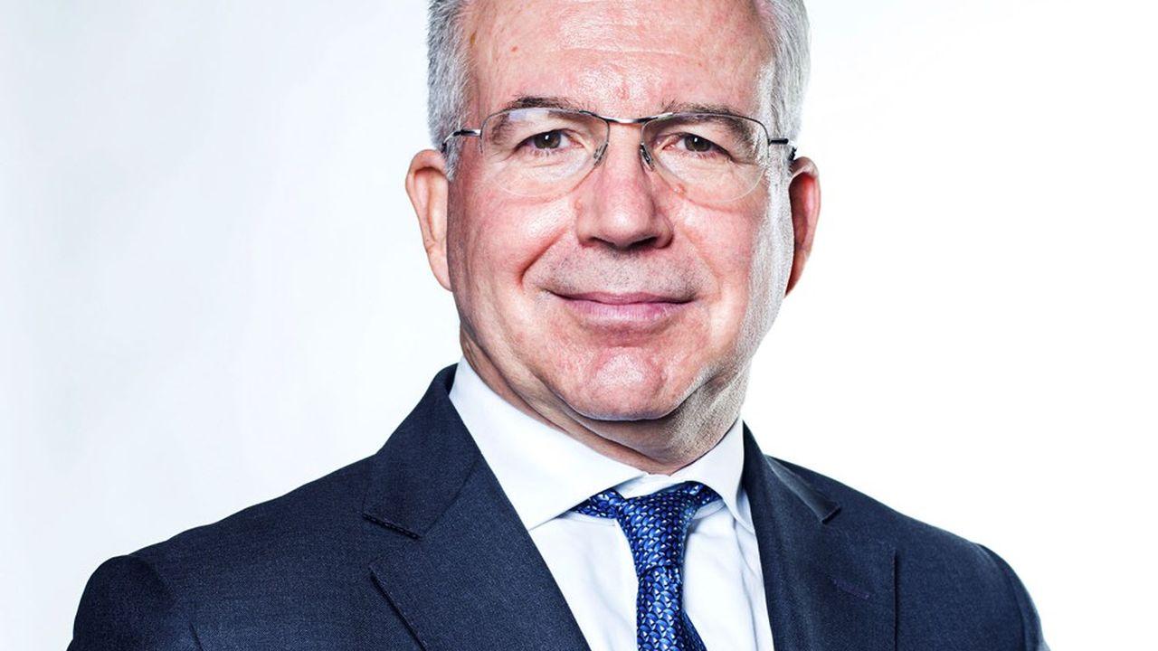 Philippe Setbon, directeur général d'Ostrum AM.