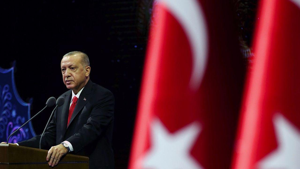 La banque centrale turque, dont le siège est à Ankara, a été au coeur de la tourmente ce week-end.