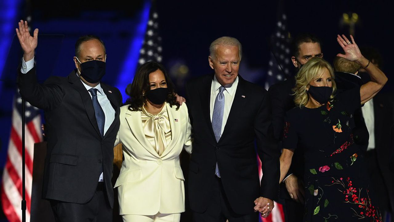 Joe Biden et sa vice-présidente Kamala Harris veulent aller vite sur un certain nombre de sujets.