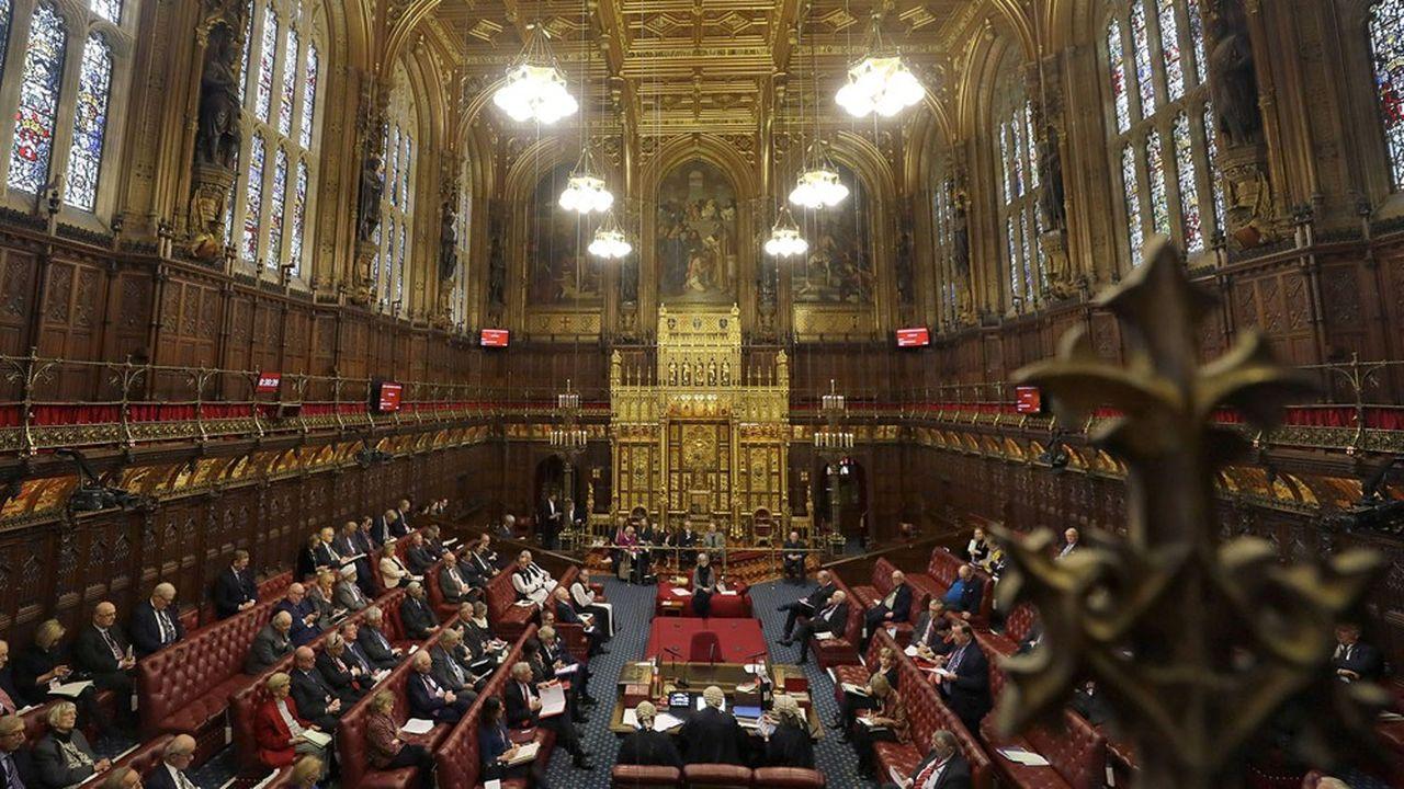 La Chambre des Lords.