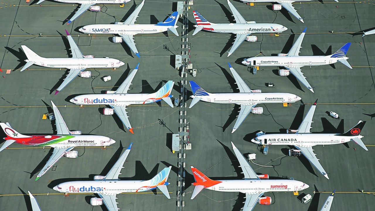 La bataille entre Airbus et Boeing datait de 2004.