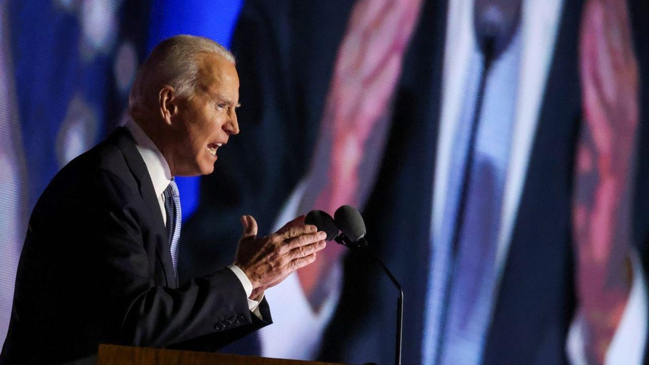 Le parti démocrate de Joe Biden a mené campagne sur l'inclusion financière et l'égalité raciale dans l'accès aux services financiers.