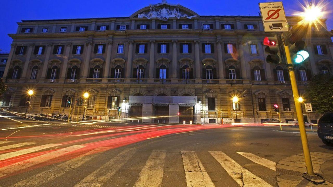 Le Trésor italien sera encore le plus gros emprunteur de la zone euro l'an prochain.