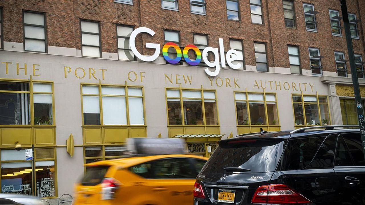 «La question de l'omniprésence de son moteur de recherche figure parmi les principaux griefs adressés à Google par les autorités judiciaires américaines.»
