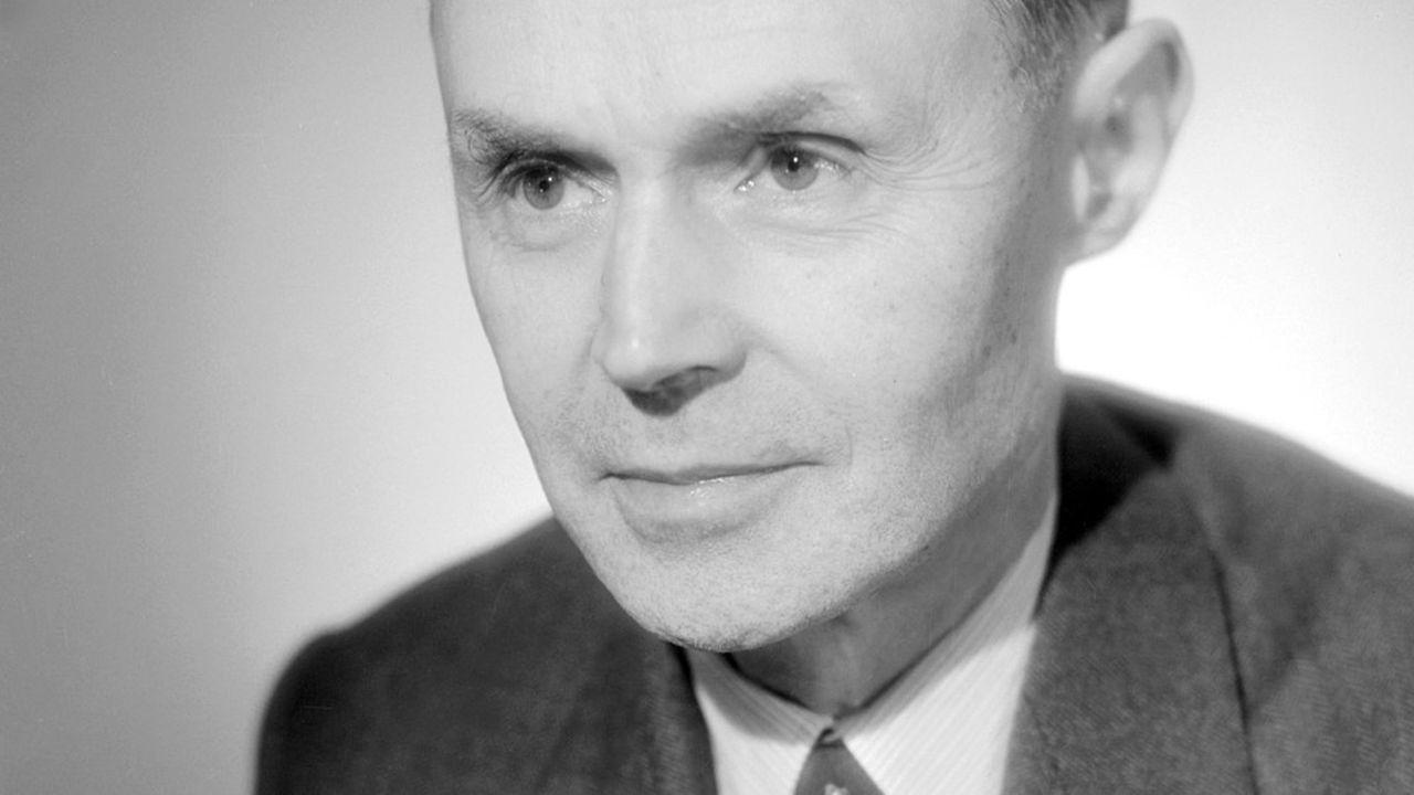 L'écrivain français Maurice Genevoix entre au Panthéon — Grande Guerre
