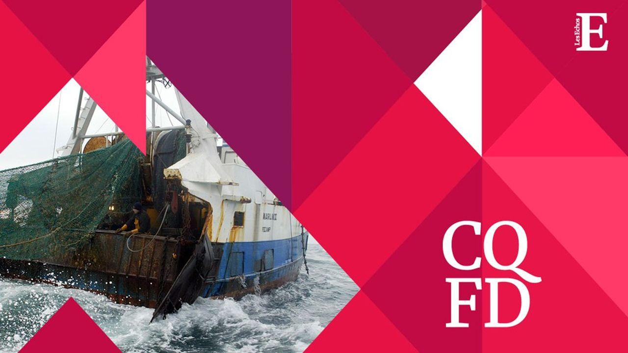 Avec 15.000km de côtes, le Royaume-Uni est particulièrement bien doté en eaux poissonneuses.