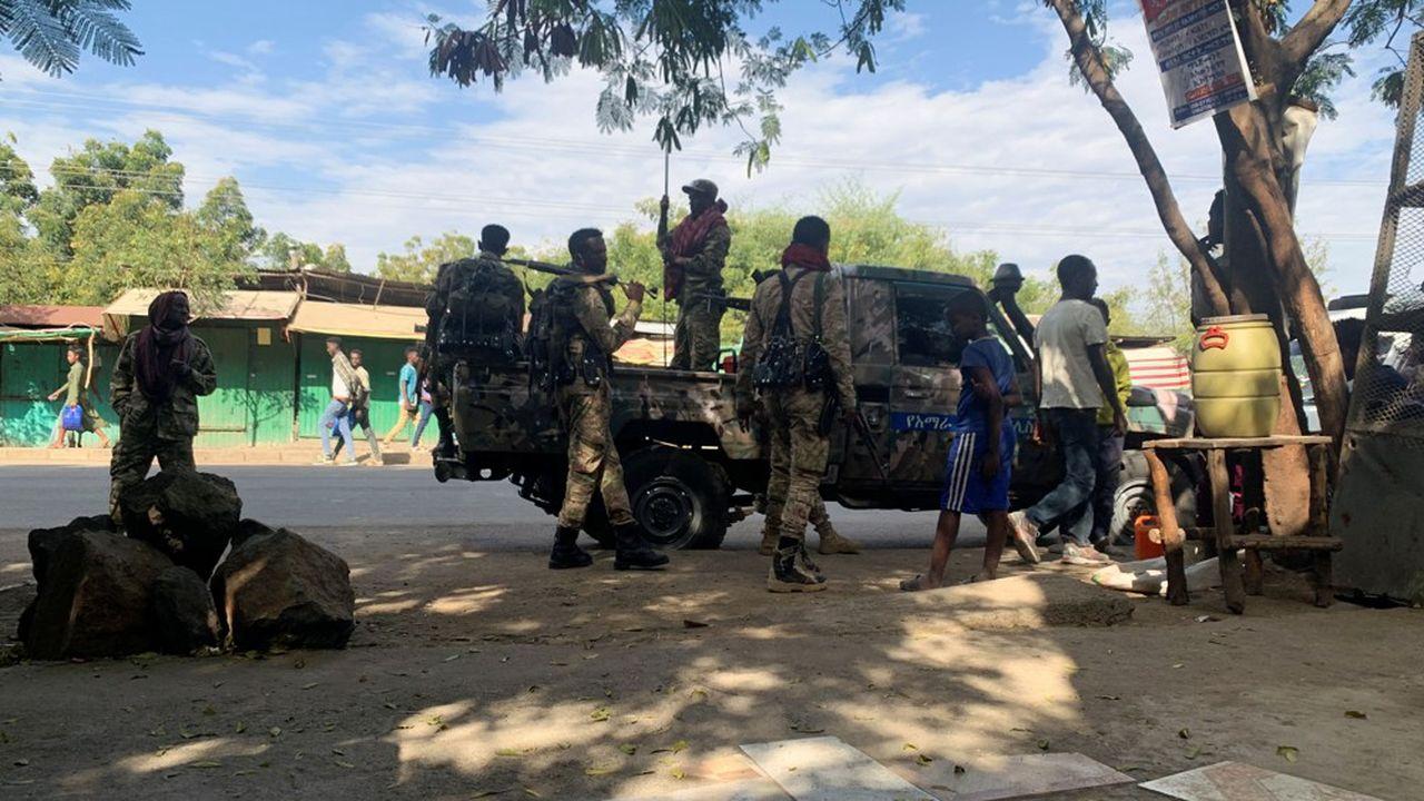 L'armée éthiopienne fait mouvement vers la région du Tigré, solidement défendue.