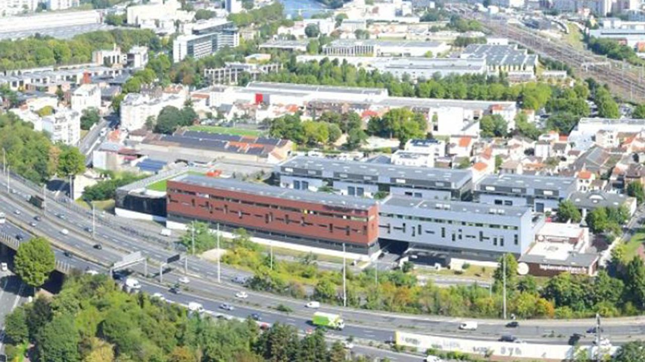 Le projet consiste à améliorer la desserte entre le secteur de la Porte de Paris (A1) et le quartier Pleyel (A86), en vue des Jeux-Olympiques de 2024.