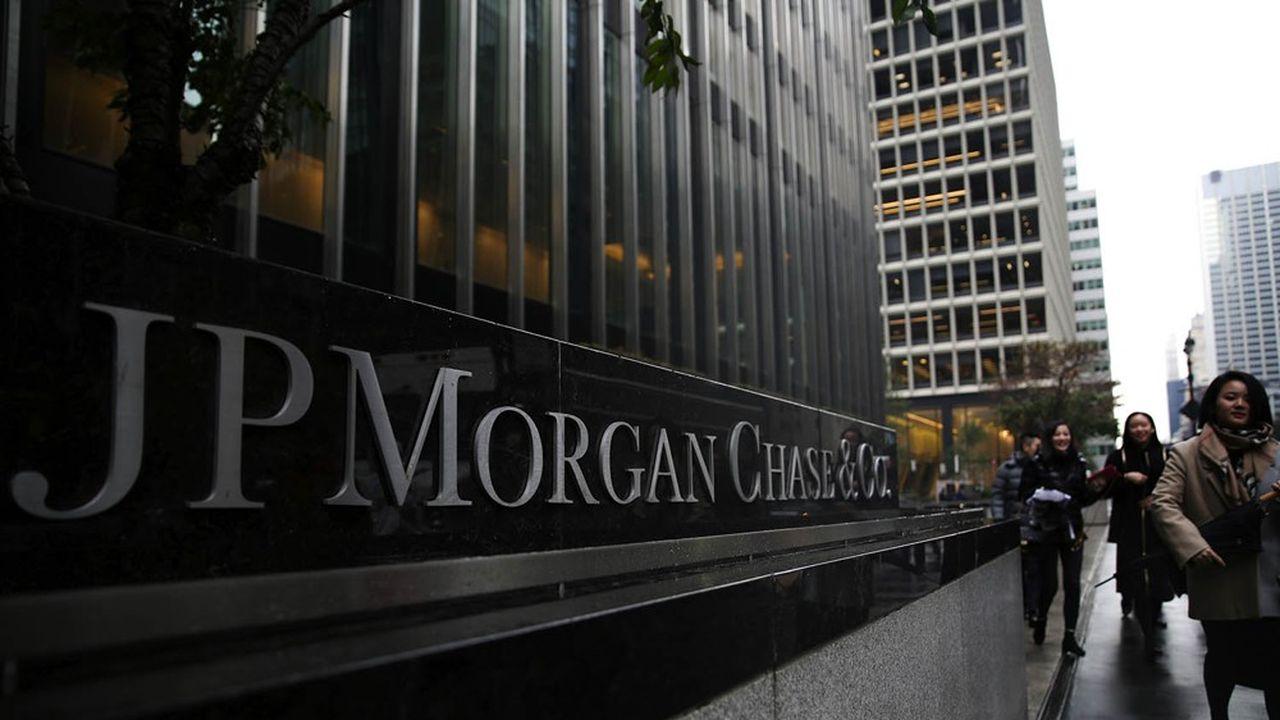 JP Morgan et d'autres grandes banques d'investissement ont signé des accords avec Symphony pour contrôler les conversations WhatsApp et WeChat.