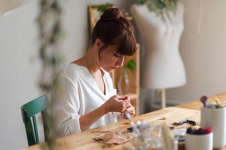 6.000 artisans réunis aux Ateliers d'Art de France