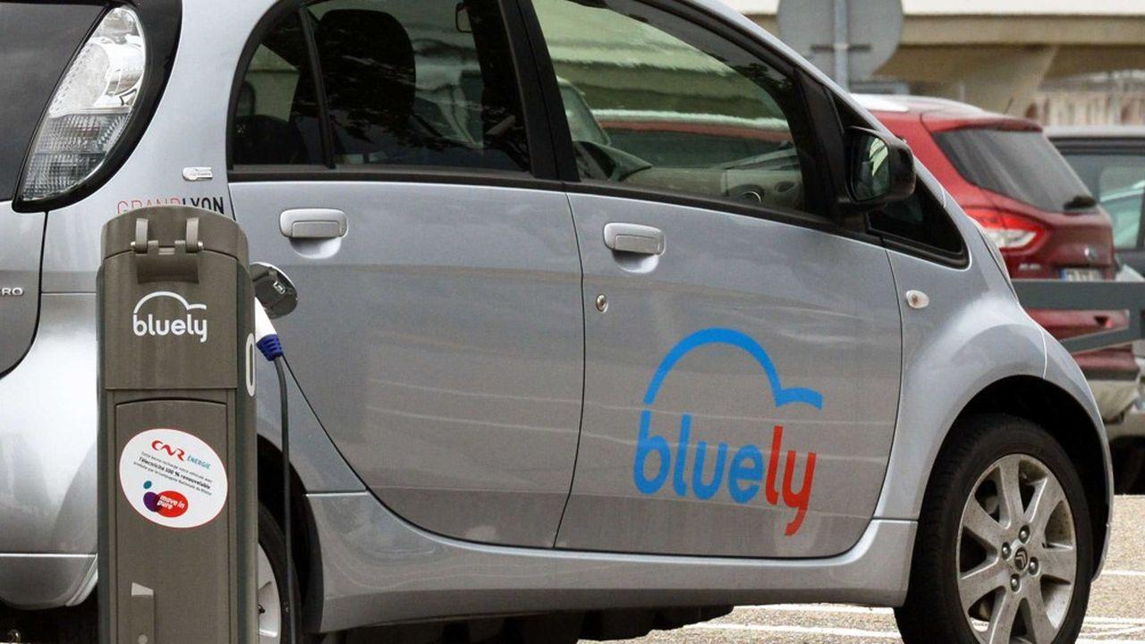 La société Autopuzz avait déjà obtenu le marché des Autolibs parisiennes, démantelé en 2018.