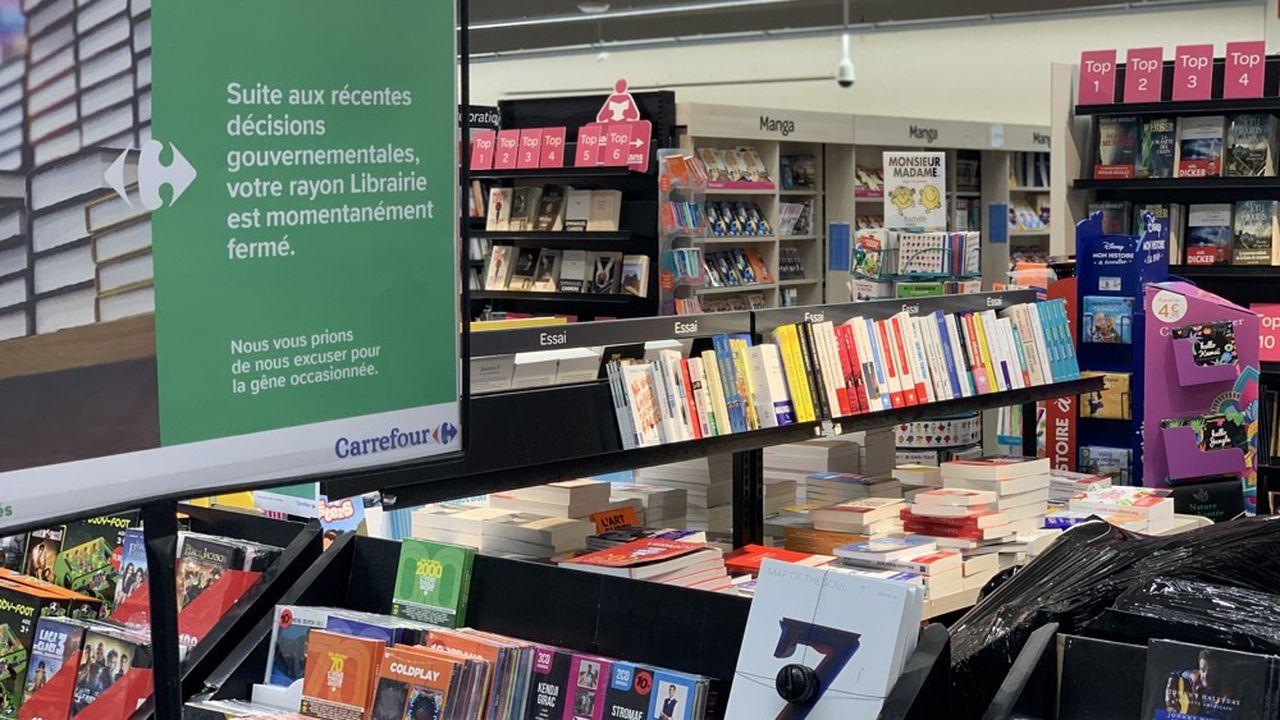 Les libraires sont prêts à renforcer leur protocole sanitaire pour rouvrir au plus vite.