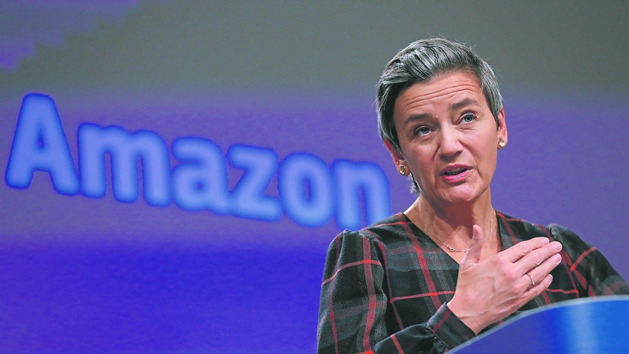 La Commission européenne a formellement accusé Amazon d'enfreindre les règles européennes de la concurrence en tirant abusivement profit des données des détaillants indépendants utilisant ses services.