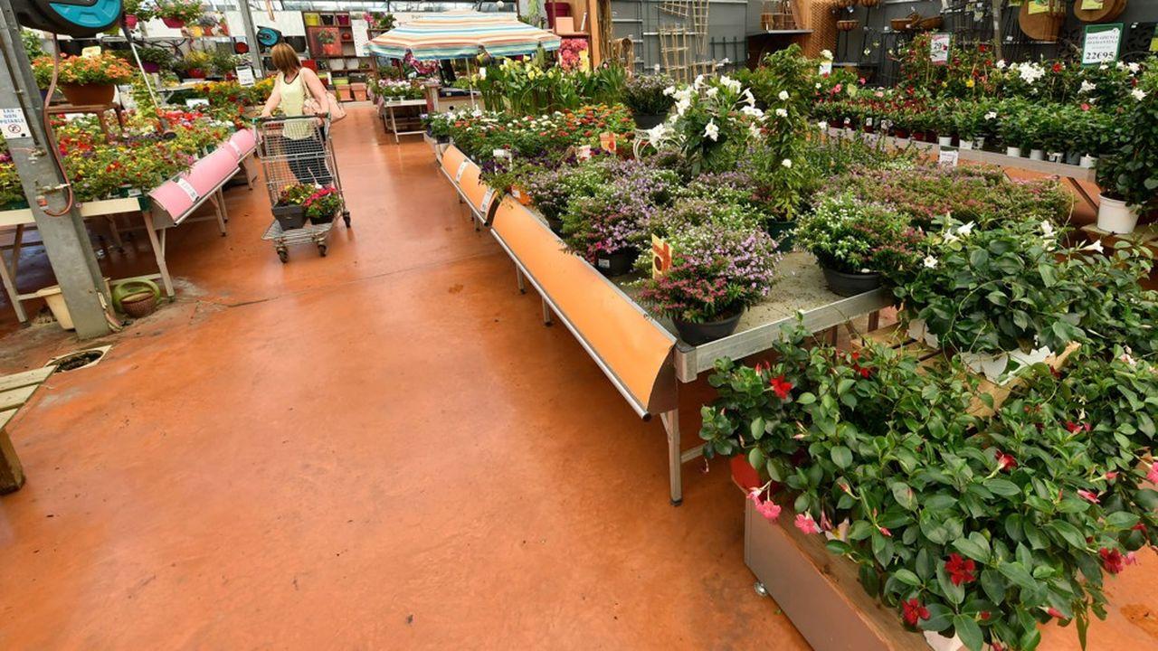 Centre-Val de Loire est la troisième région française pour l'horticulture avec 1.500 salariés.