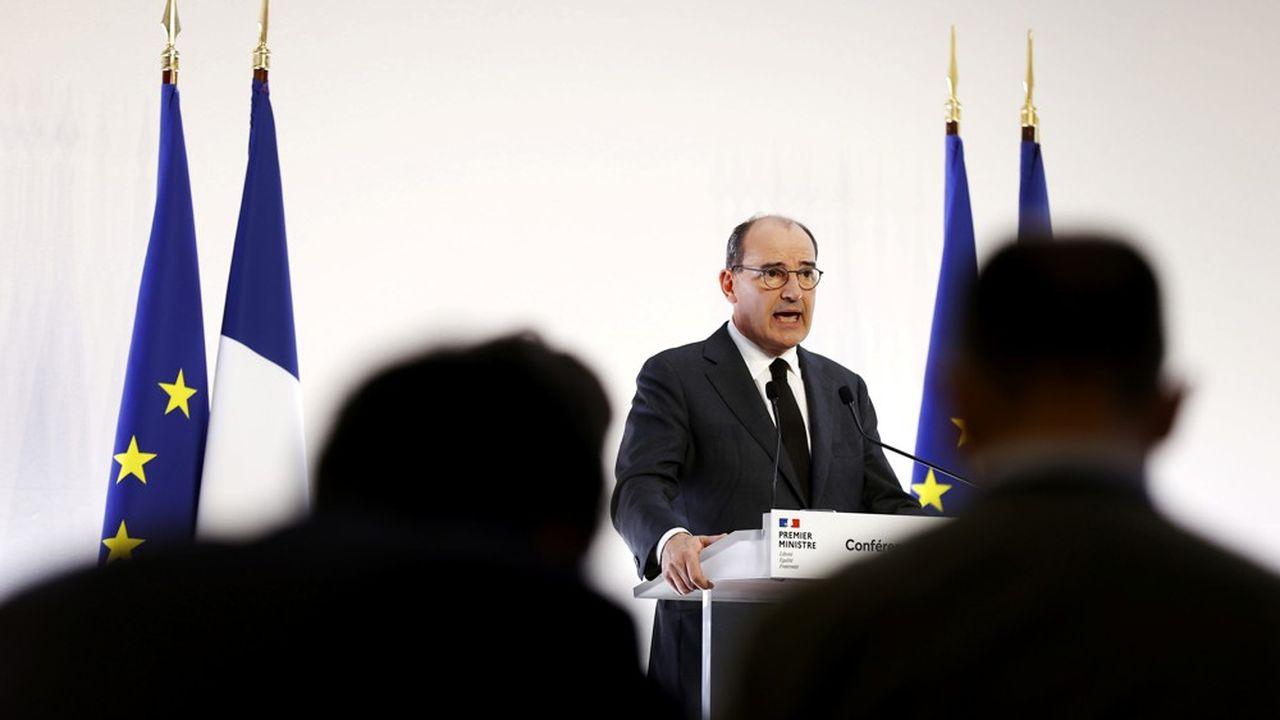 Le Premier ministre Jean Castex va tenir ce jeudi, après un nouveau Conseil de défense sur la crise sanitaire, une conférence de presse comme promis il y a quinze jours à l'annonce du nouveau confinement.