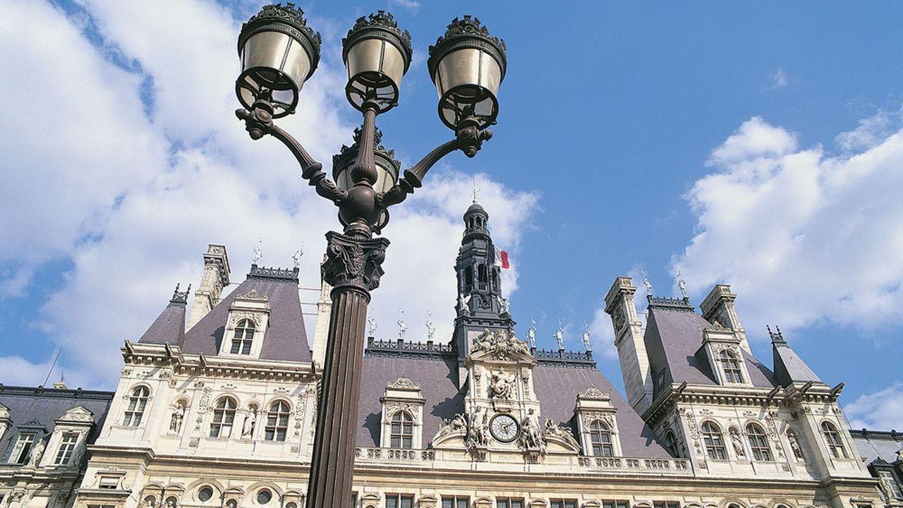 La Ville de Paris table sur un nouveau recul de 1,4% de ses recettes en 2021.