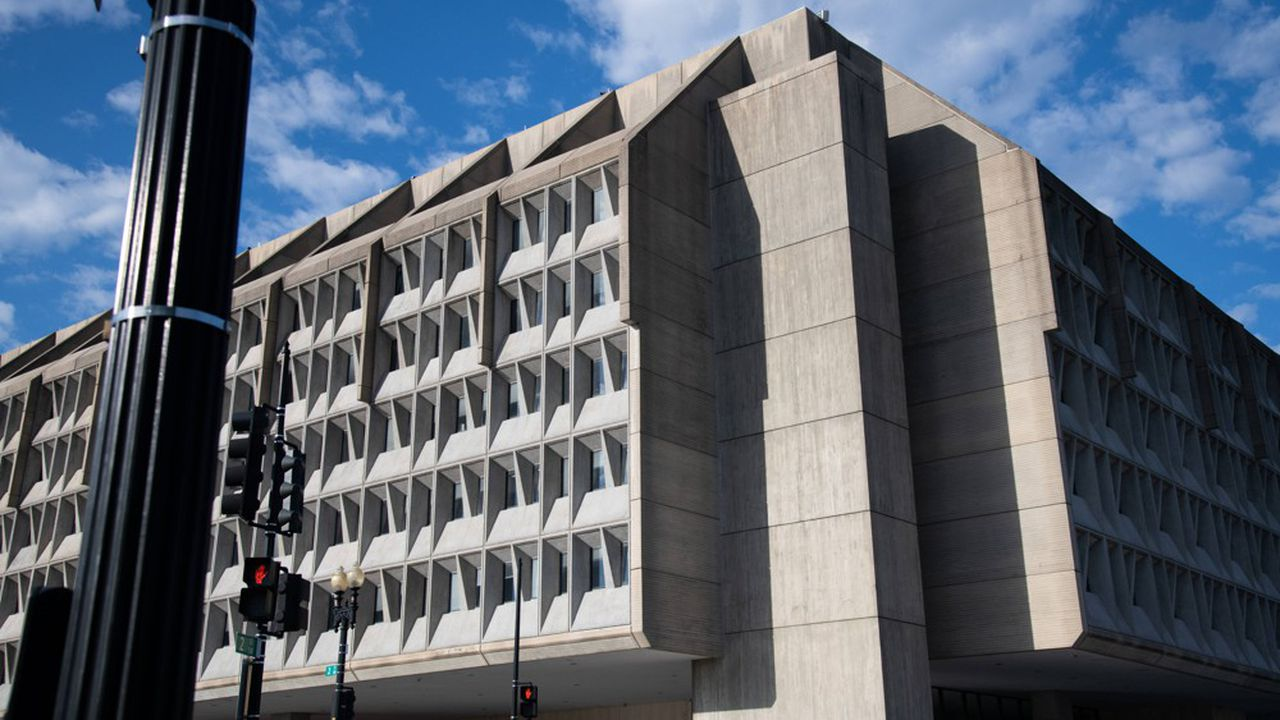 Le ministère de la Santé à Washington, qui coiffe l'Autorité pour la R & D avancée dans le domaine biomédical (Barda).
