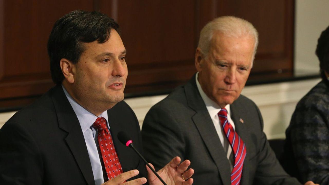 Ron Klain et Joe Biden collaborent depuis près de 30 ans.