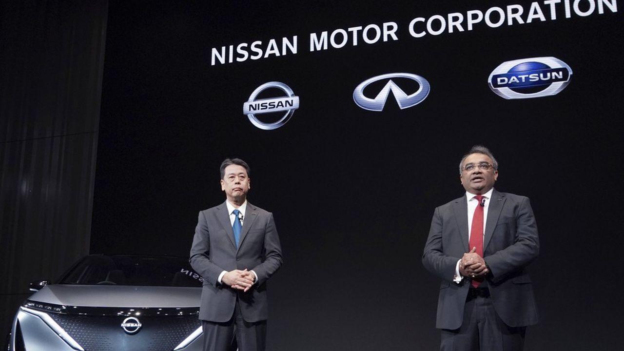 Si des progrès sont incontestables, le deuxième plus grand producteur nippon est encore loin d'être rentable et se trouve dans une situation beaucoup plus compliquée que ses grands concurrents Toyota et Honda.