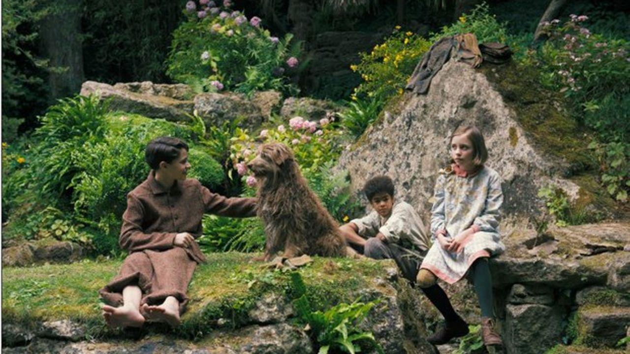«Le Jardin secret», sorti sur Canal+ alors qu'il sort en salles au Royaume-Uni.