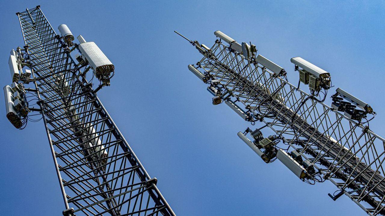 Avec un portefeuille de 100.000 pylônes loués aux opérateurs télécoms, Cellnex est de très loin le premier groupe européen d'infrastructures mobiles