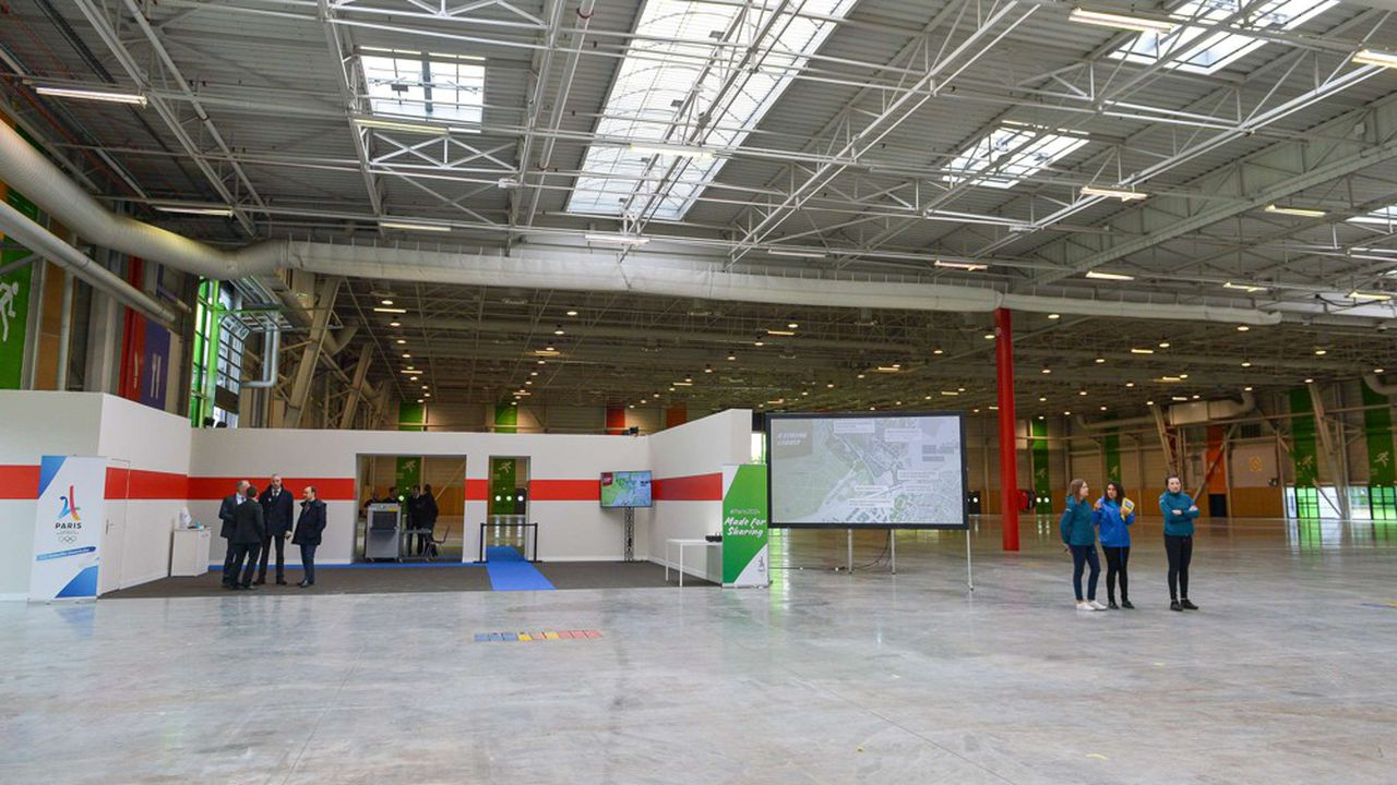 Desservie par la future ligne 17, la ville du Bourget est un pôle économique important entre l'Aéroport et le Parc des Expositions