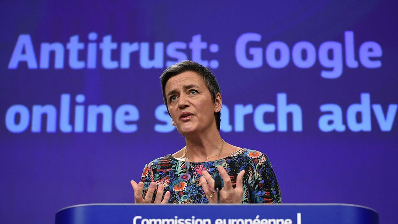 La lettre a été adressée à la commissaire européenne à la concurrence, Margrethe Vestager.