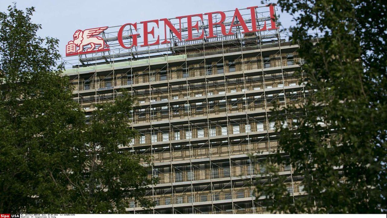 L'assureur italien Generali fait partie des assureurs qui se disent déterminés à verser un dividende l'an prochain.