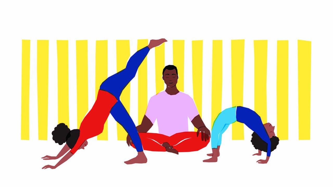 Yoga et méditation, gagnants du confinement