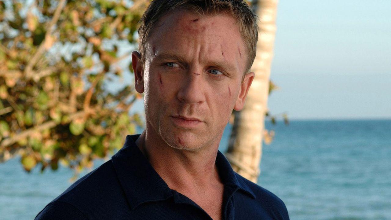 Daniel Craig dans « Casino Royale ».