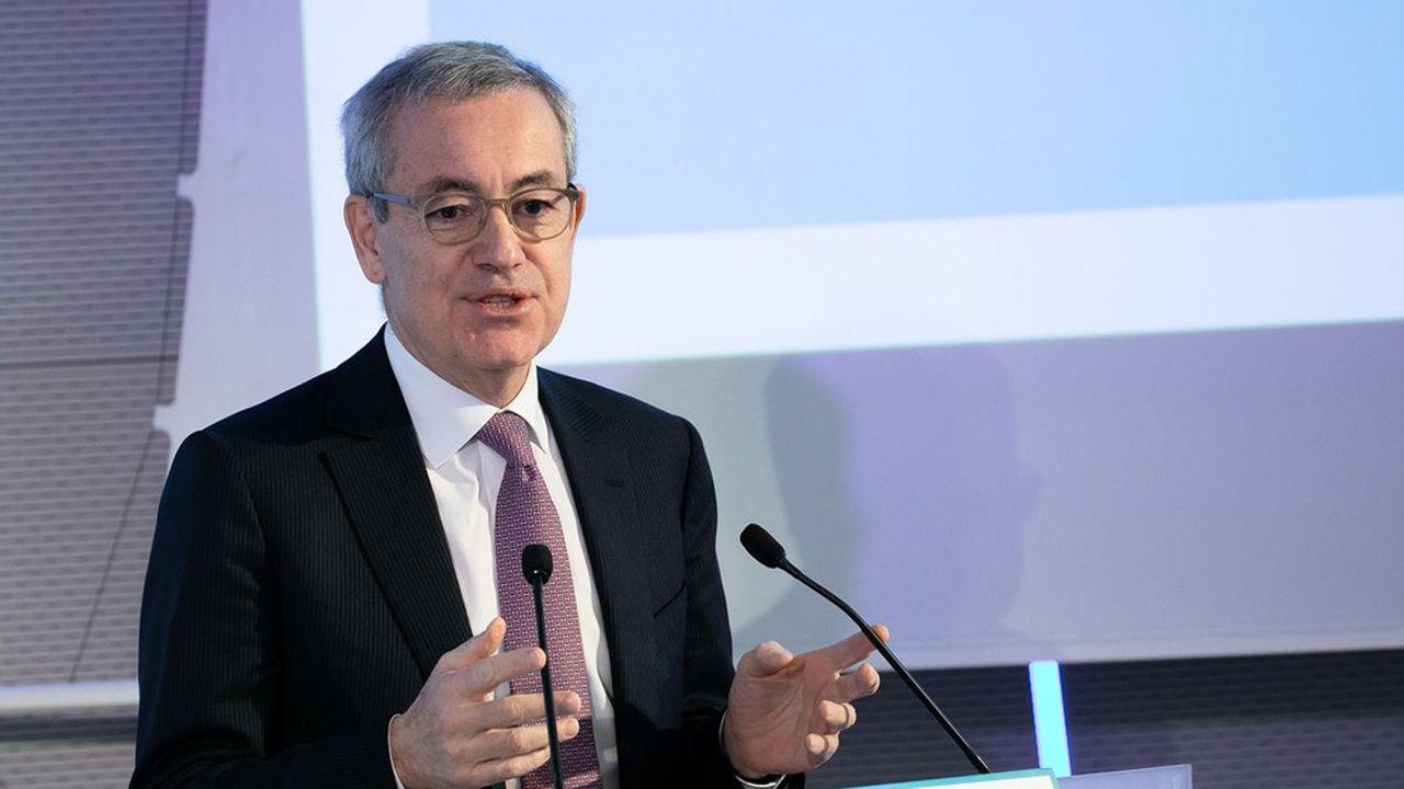 Jean-Pierre Clamadieu est le président du conseil d'administration d'Engie depuis mai2018.