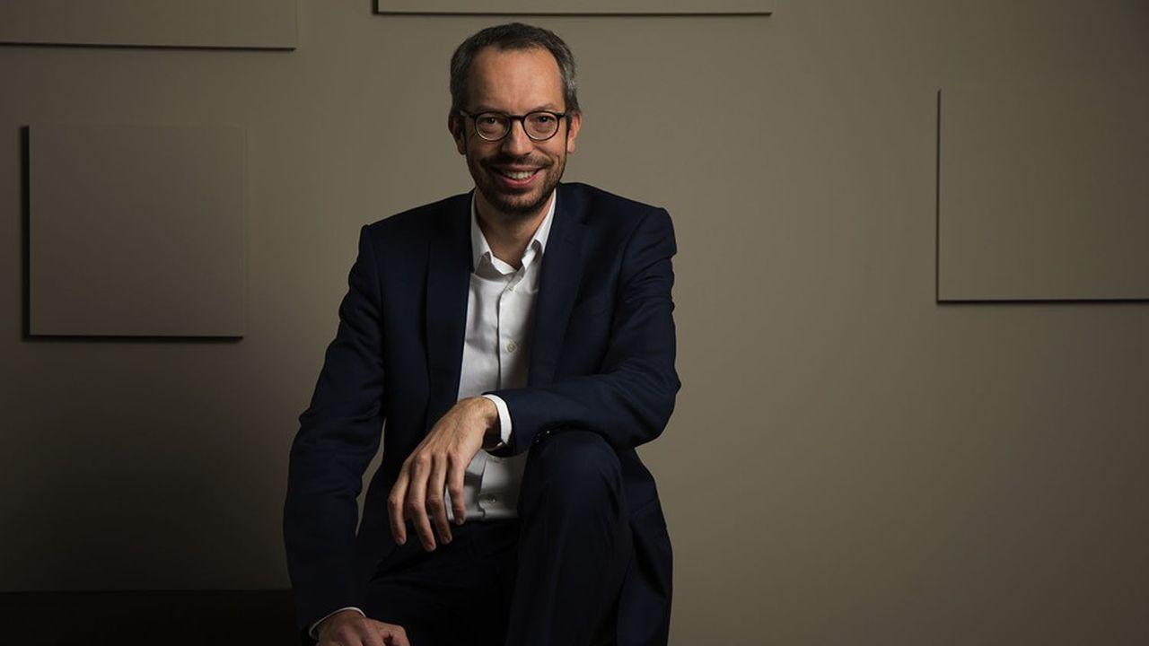 Matthieu Bouchery, directeur financements et trésorerie du groupe Orange.