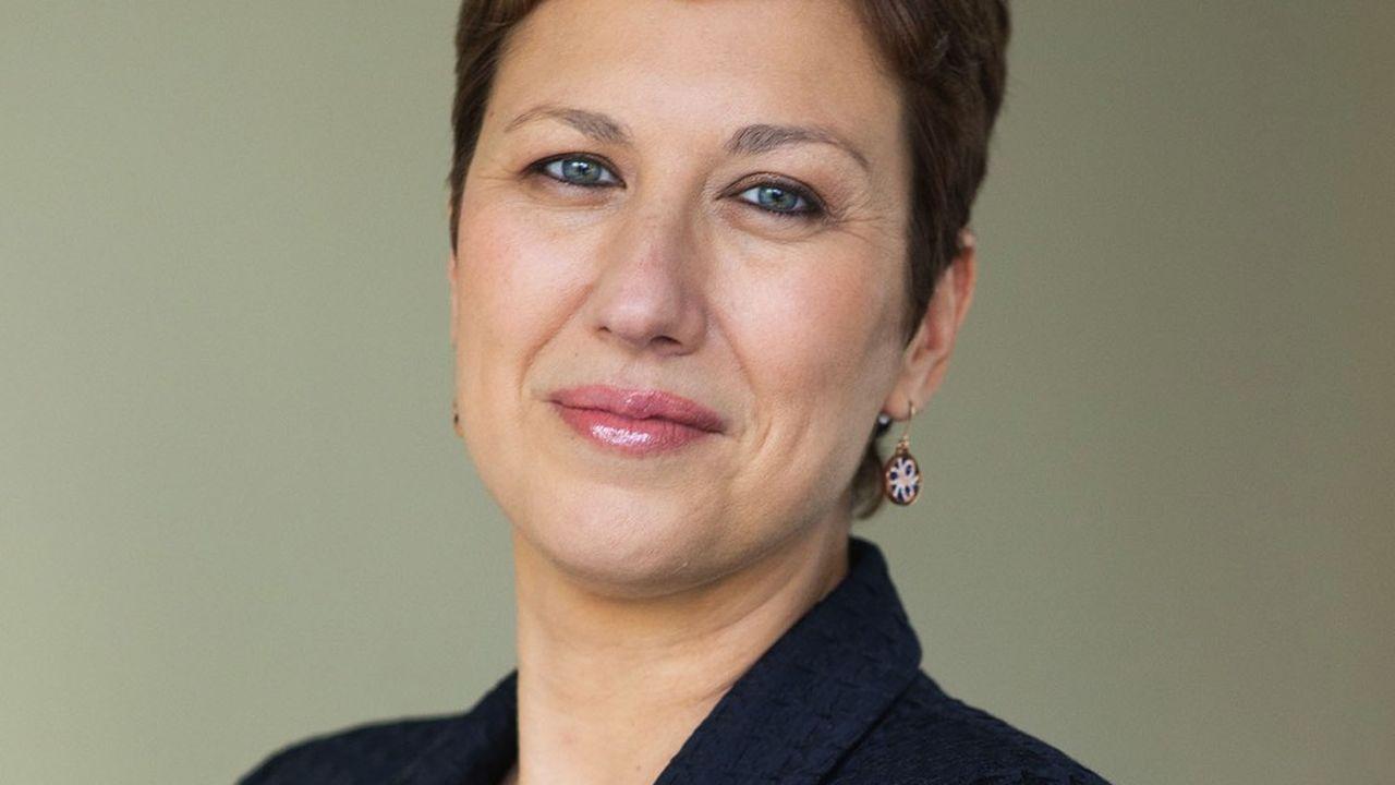 Valérie Spies, directrice de la clientèle de la banque Neuflize OBC.