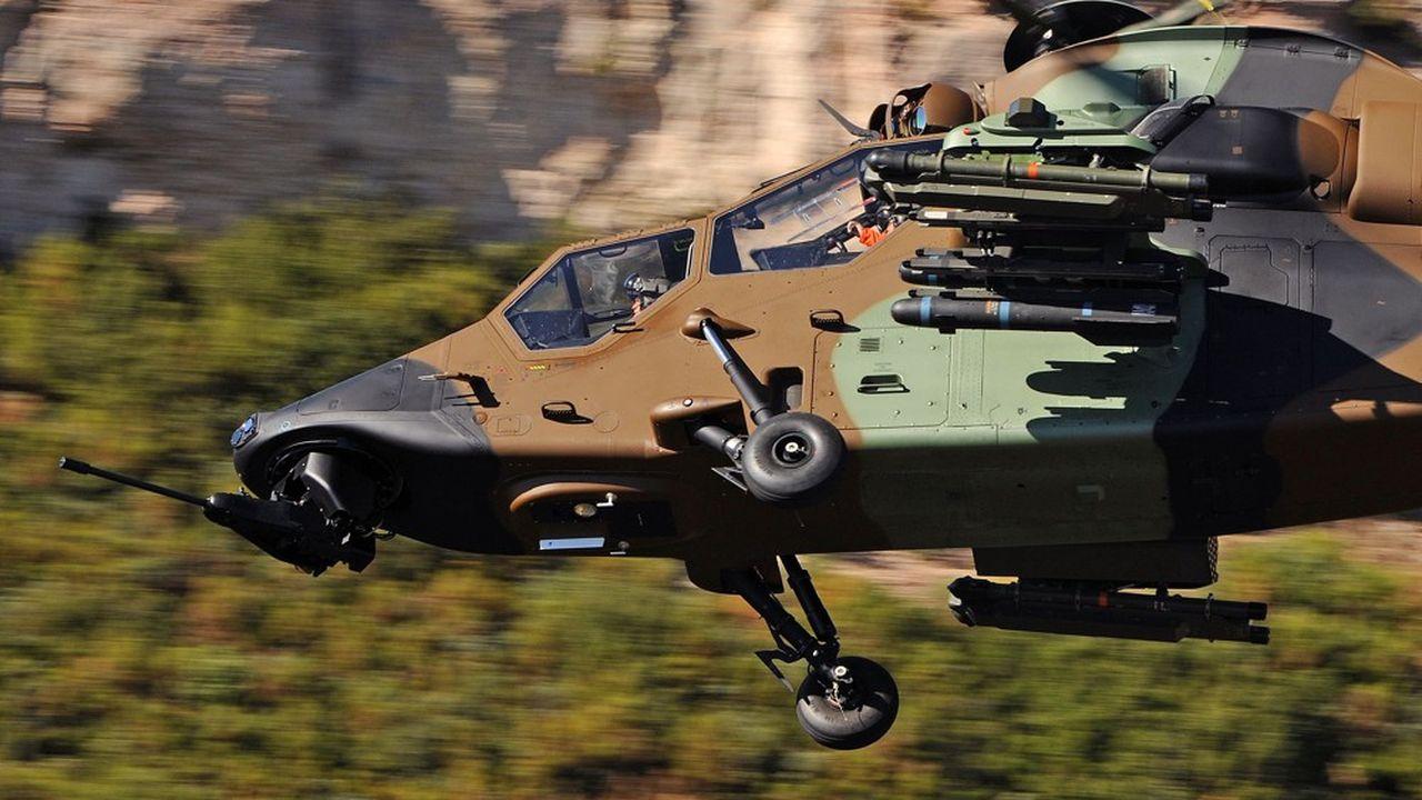 Ces nouveaux missiles monteront à bord des Tigre de troisième génération - dont la commande est imminente et dont la livraison est prévue à partir de 2026.